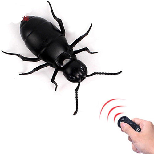 pb playfull bag Foreign hot new remote control toy prank  ant tricky creative electronic infrared sensor simulation model of pet - thebluedream.net