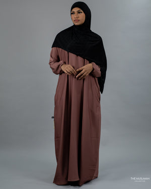 Cream Jersey XL Hijab