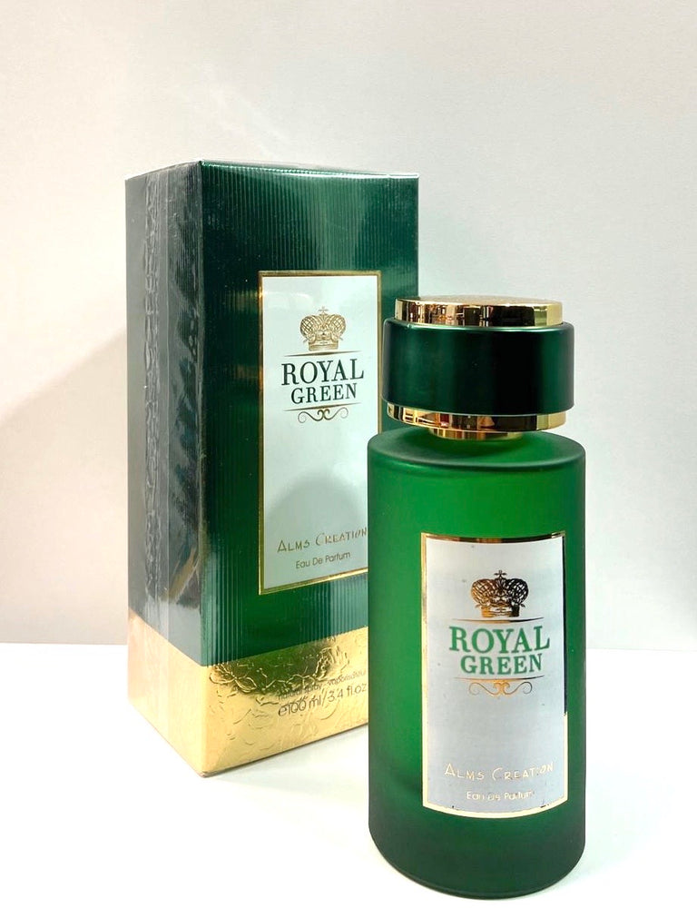 Royal Green Eau de Parfum (Made in France)