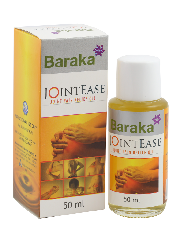 Baraka Joint Ease Joint Pain Relief Oil
