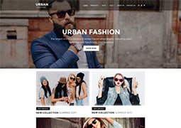 Urban Fashion Store