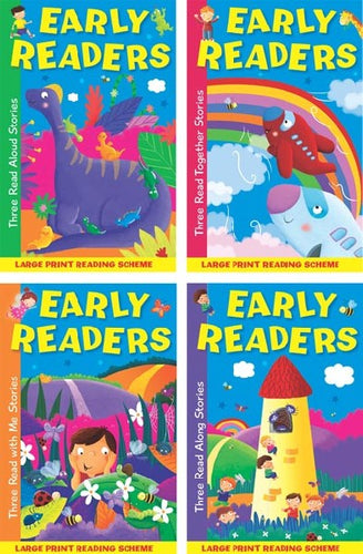 EARLY READERS BOOK