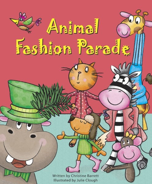 ANIMAL FASHION PARADE BOOK