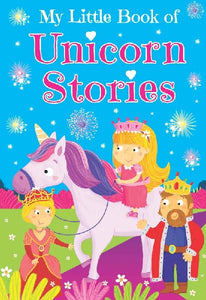 LITTLE BOOK OF UNICORN STORIES PADDED BOOK