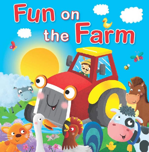 FUN ON THE FARM BOOK