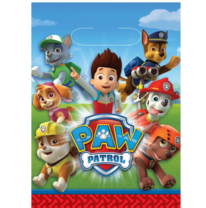 PAW PATROL PARTY BAGS 6pk