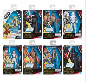 STAR WARS GOA E9 FIGURE