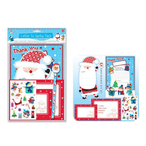 CHRISTMAS LETTER TO SANTA PACK