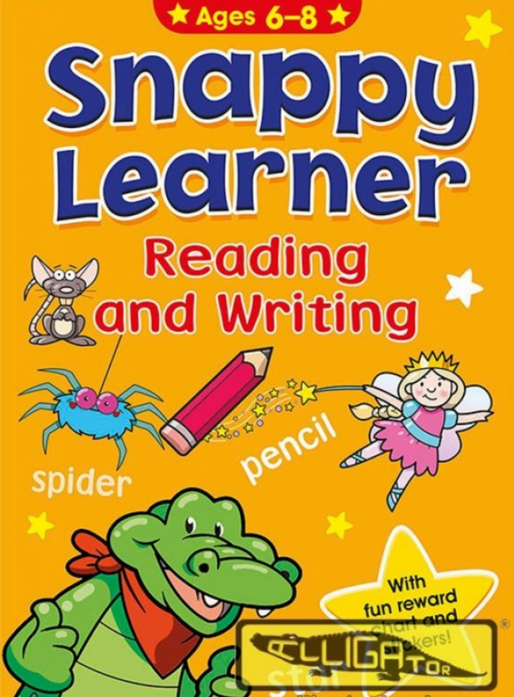 SNAPPY LEARNERS READING AND WRITING