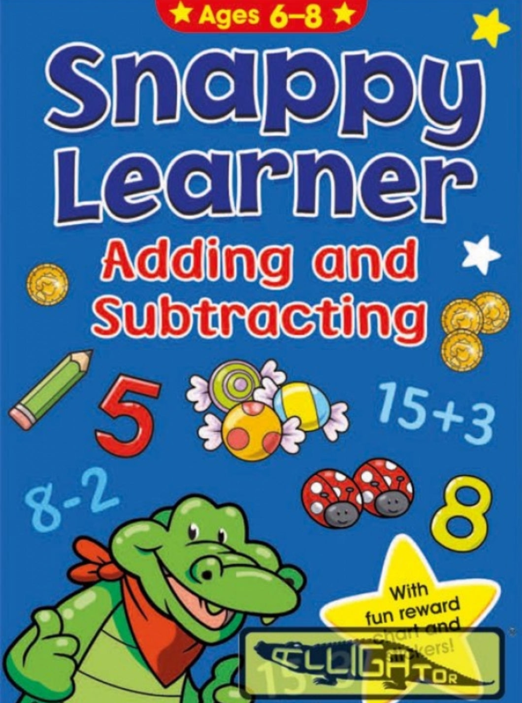 SNAPPY LEARNERS ADDING AND SUBTRACTING