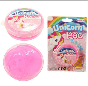 UNICORN MAGIC POO SLIME