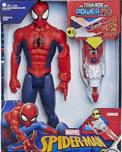 SPIDERMAN TITAN FX POWER 2