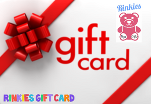 Rinkies Gift Card