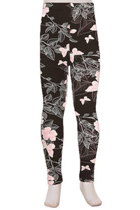 Kids Butterfly Leggings