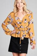 Fiona Floral Blouse