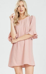 Courtney Babydoll Dress