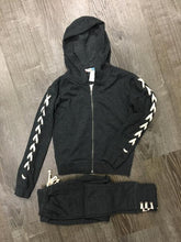 Holly Laced Zip Up Hoodie