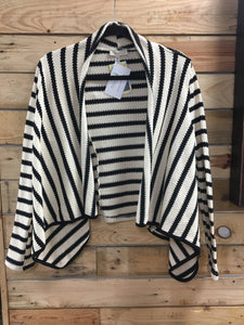 Claire Striped Jacket