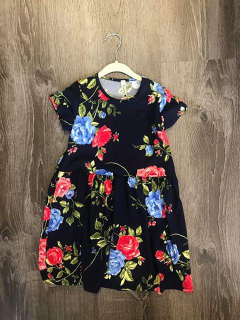 Abigail Floral Dress