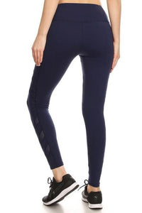 Allegra Active Leggings