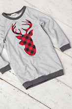 Oh My Deer Kids Dress