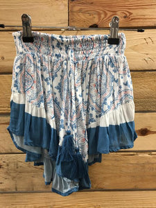 Sally Tassel Shorts
