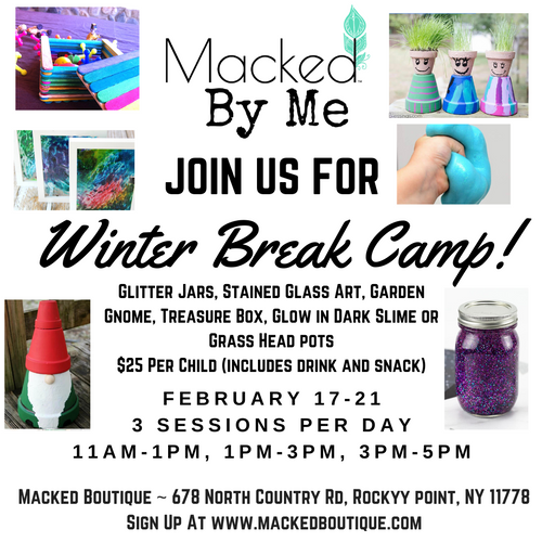 Winter Break Camp