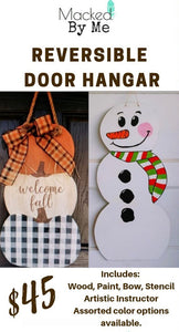 10/3 - Reversible Door Hanger