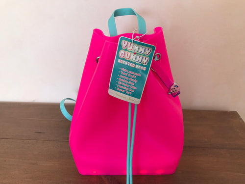Yummy Gummy Scented Backpack with Light Box