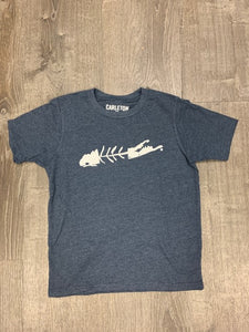 Carleton Fish Kids Tee