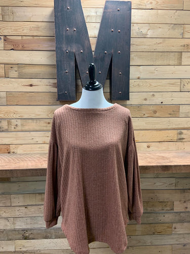Nikki Rose Gold Sweater