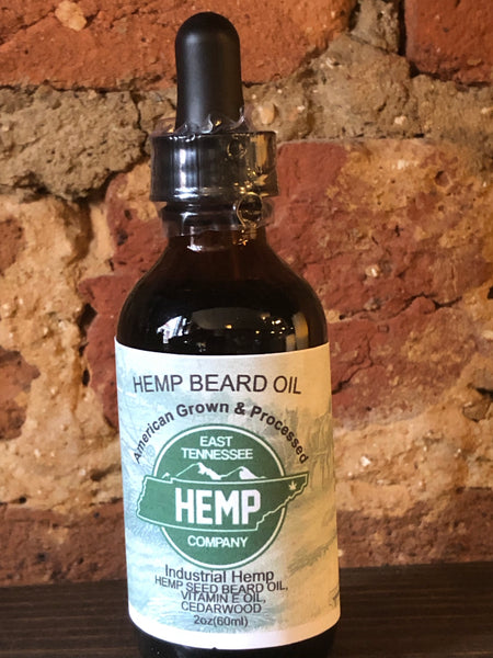 EastTHC Hemp Beard Oil