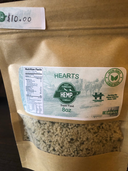 EastTHC Hemp Hearts