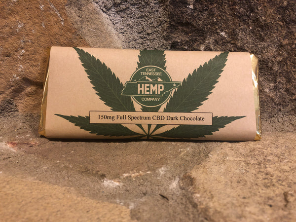 Chocolate Bars 150mg Hemp Extacts
