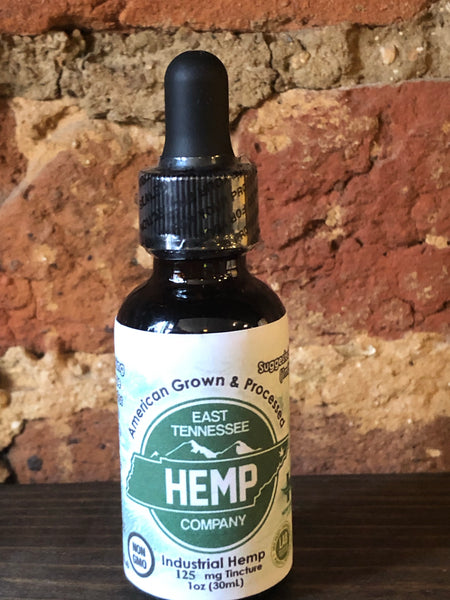 EastTHC Full Spectrum  Hemp Extacts Oil Tincture