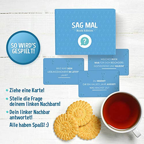 Sag mal.. Basis Edition - Das Fragespiel