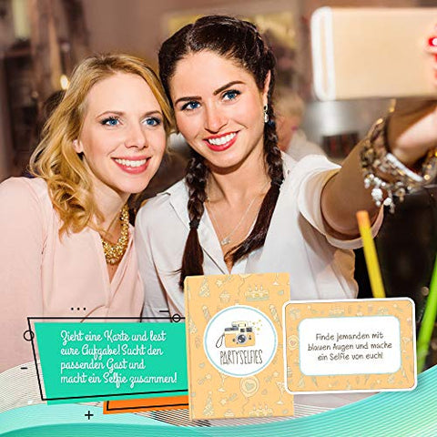 Image of Partyselfies - Photobox war gestern