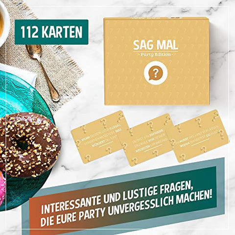 Image of Sag mal.. Party