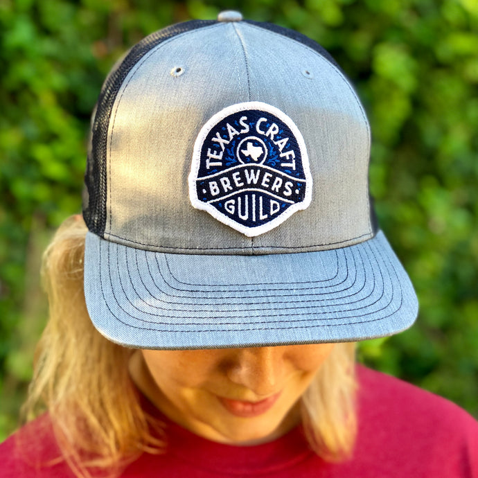 Heather Trucker Hat