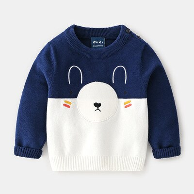 Boys Animal Jumper