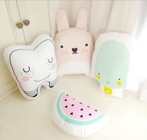 Cartoon Baby Pillow