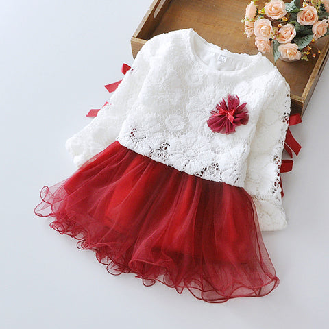 Lacy Princess Dress