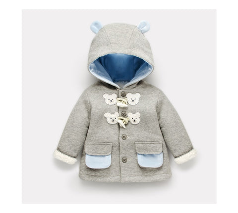 Baby Boy Cashmere Coat