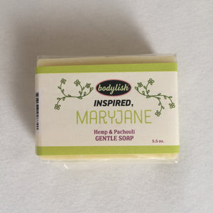 Inspired Movement x Bodylish Hemp & Pachouli Soap