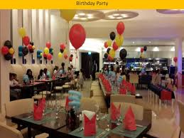 Birthday Party Venues In Dubai For Adults