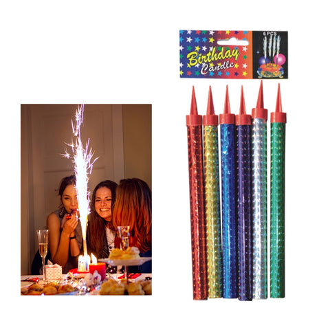 Where to buy sparkling candles in Dubai?