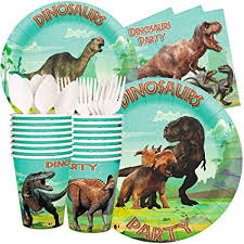 dinosaur party supplies