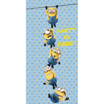 Minions Door Banner - PartyMonster.ae