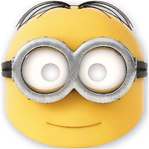 Minion Paper Mask - PartyMonster.ae