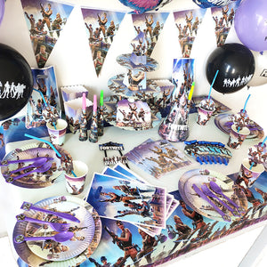 Fortnite themed party supplies for sale online in Dubai